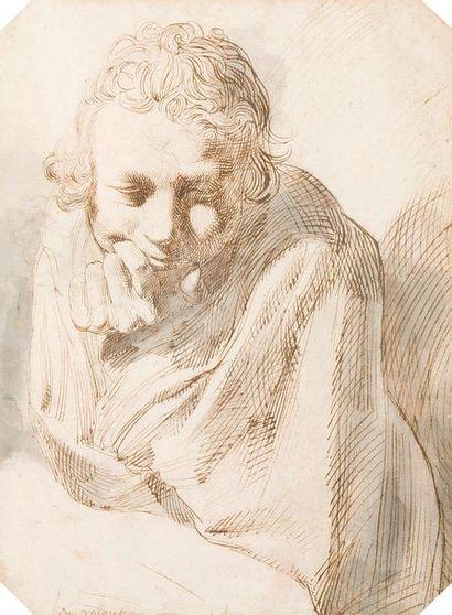 Attribué à Jacques STELLA (Lyon 1596 - Paris...