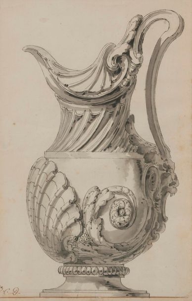 Jean Charles DELAFOSSE (Paris 1734 - 1791)...