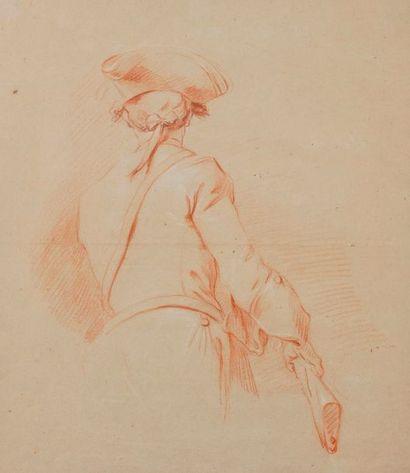 Charles PARROCEL (Paris 1688 - 1752) Militaire...