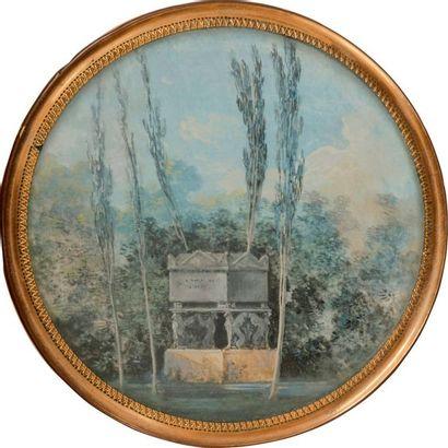 Louis Gabriel MOREAU dit l'Ainé (1740 - 1806)...