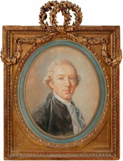 École française dans le goût du XVIIIe siècle...