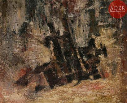 Ézéquiel BAROUKH [égyptien] (1909-1984) Composition...