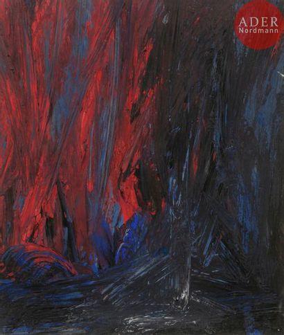 Frédéric BENRATH (1930-2007) Composition,...