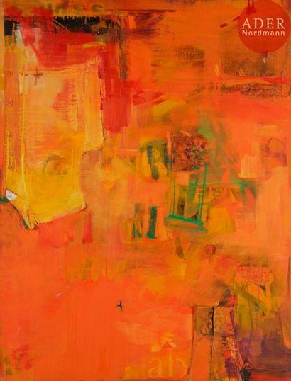 AI-RYUMON Kim [japonais] (né en 1984) Composition,...