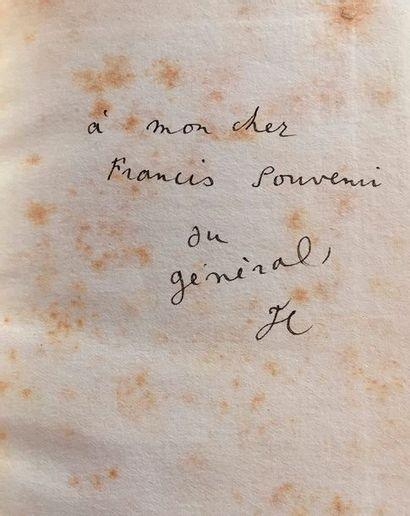 Jean COCTEAU. La Noce massacrée (souvenirs)....