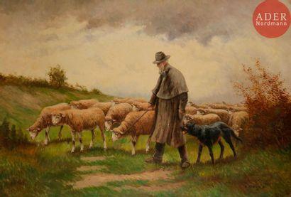 Alfred Joseph DANNEQUIN (?-1890) Berger et...