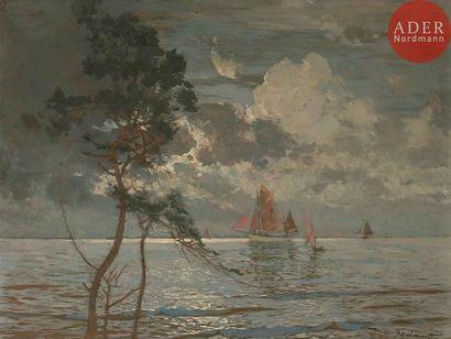 Amédée Julien MARCEL-CLÉMENT (1873-?) Après...