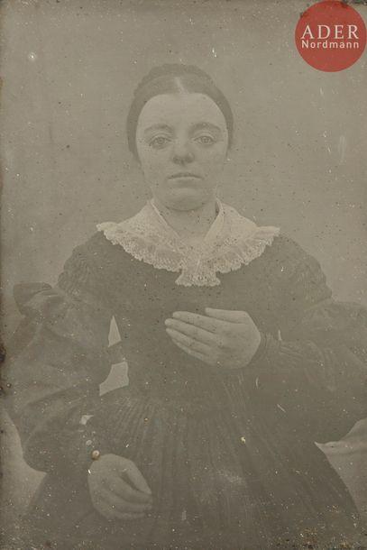 Daguerréotypiste non identifié Jeunes femmes...