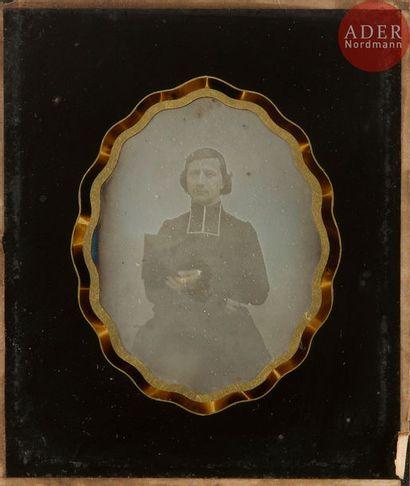 Daguerréotypiste non identifié Abbé Narcisse...