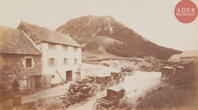 Photographe non identifié Auvergne, Puy de...