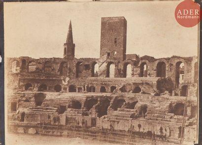 Photographe non identifié Arles, c. 1855....
