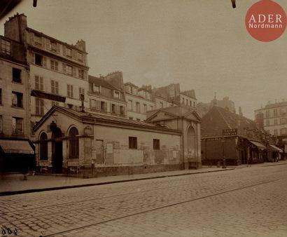Eugène Atget (1857-1927) Paris, 1900-1901....