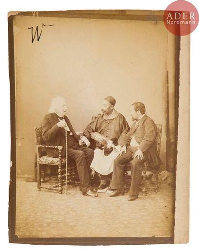 Paul Nadar (1856-1939) Visite de l'ambassadeur...