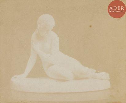 William Henry Fox Talbot (1800-1877) Ève...