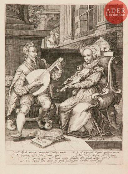 Claes van Breen (actif c. 1597-1602)