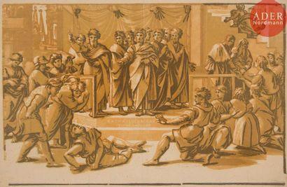 Ugo da Carpi (actif c. 1509-1532)
