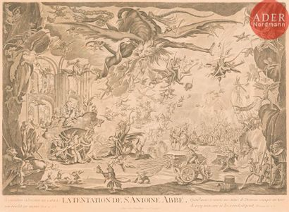 Jacques Callot (1592-1635) (d'après)