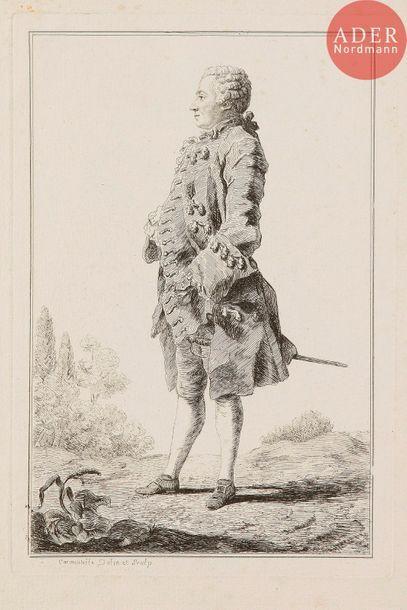 Carmontelle (LouisCarogis,ditde) (1717-1806)