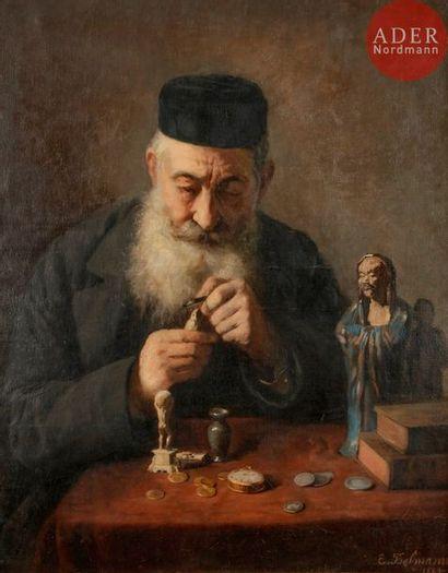 E. BELMANN (XIXe siècle)
