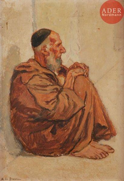 Alexis Louis DE BROCA (1868-1948)