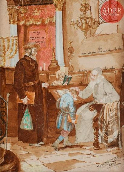 S. VANDESTAR (XIXe siècle)
