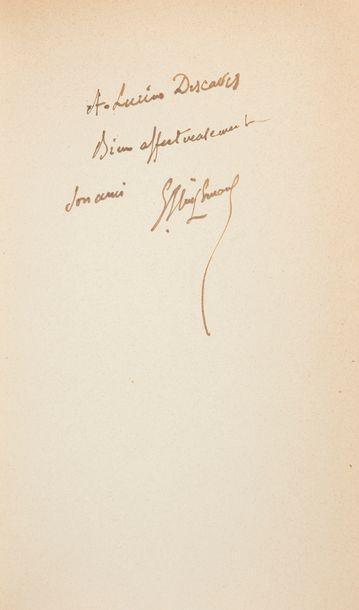 HUYSMANS (Joris-Karl). Pages Catholiques....
