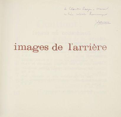 LABOUREUR (Jean-Émile). Images de l'arrière....