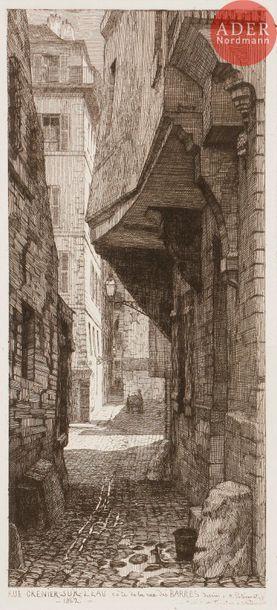 A.-P. Martial (Adolphe-Martial Potémont, dit) (1827-1883)