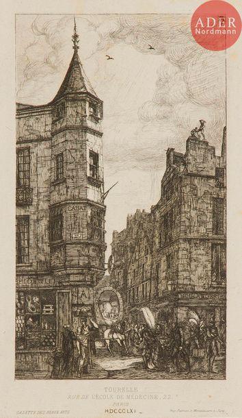 Charles MERYON (1821-1868)