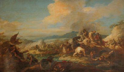 Joseph Ignace PARROCEL (Avignon 1667 - Mons...
