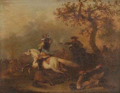 August QUERFURT (Wolfenbütten 1696 - Vienne...