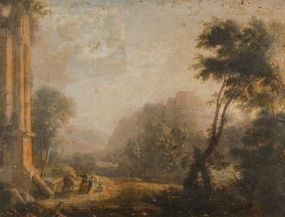 Pierre-Antoine PATEL le JEUNE (Paris 1648...