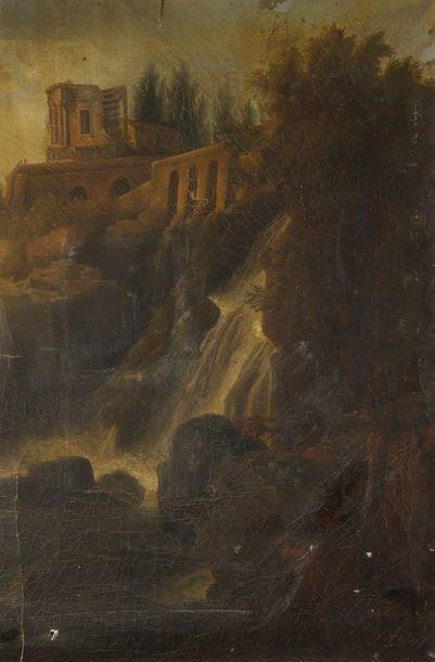 Attribué à Ange Joseph CAMARET (1803 - ?)...
