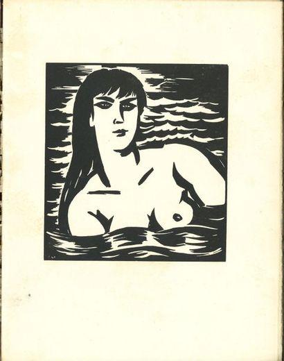 Frans MASEREEL (1899-1972). La Sirène, vingt-huit...