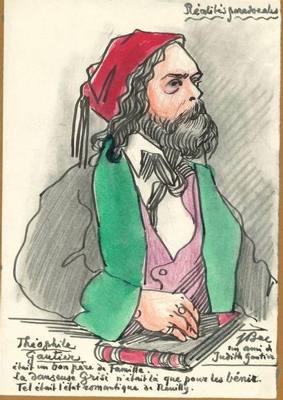 Ferdinand BAC. 36 dessins originaux, la plupart...