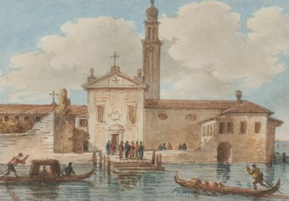 Attribué à Jean-Victor NICOLLE (1754-1826)...