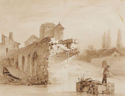 Louis Nicolas Marie DESTOUCHES (1789-1850)-Auguste...
