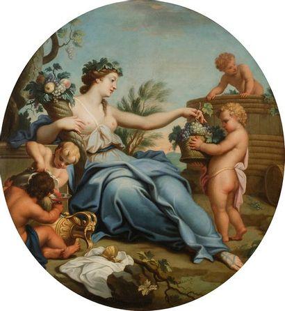 Attribué à François Albert STIEMART (1680-1740)...