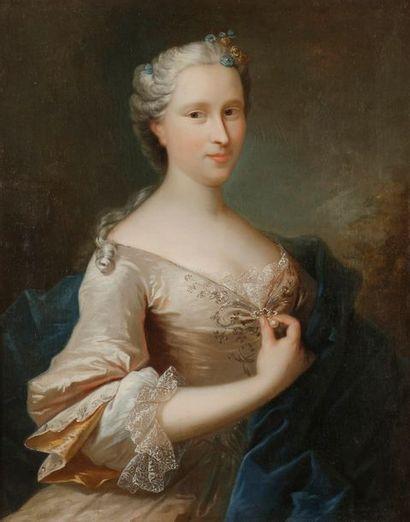 ÉCOLE Française vers 1710, entourage de Nicolas...