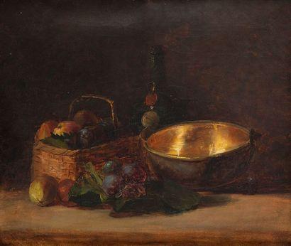 Attribué à Fernand LEGOUT- GERARD (1856-1924)...
