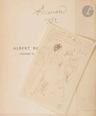 MAUCLAIR (Camille). Albert Besnard. L'homme...