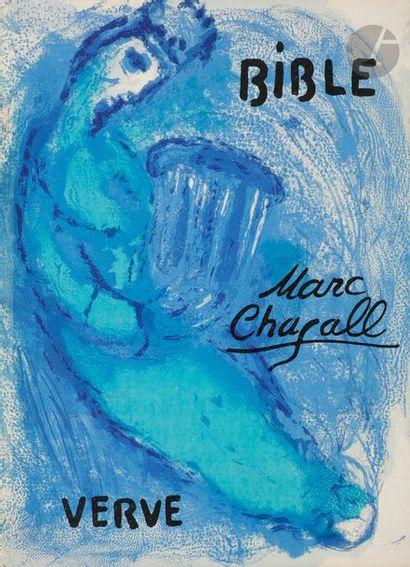 CHAGALL (Marc). Bible. Paris : Éditions de...