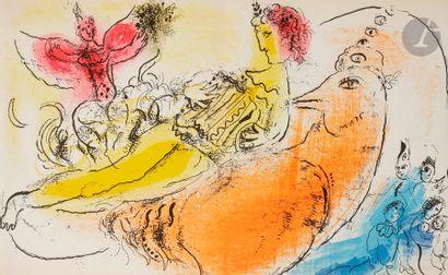 CHAGALL (Marc) - LASSAIGNE (Jacques). Chagall....