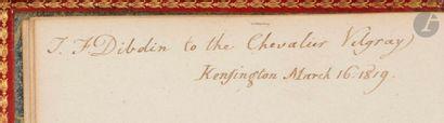JUNIUS. [Letters]. Londres : T. Bensley pour Vernor et Hood, 1794. — 2 volumes in-8,...