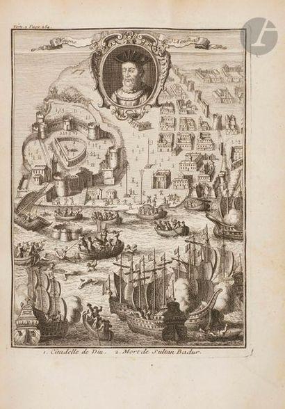 LAFITEAU (Joseph François). Histoire des découvertes et conquestes des portugais...