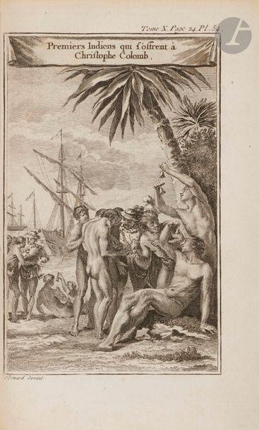 LA HARPE (Jean-François de). Abrégé de l'histoire...