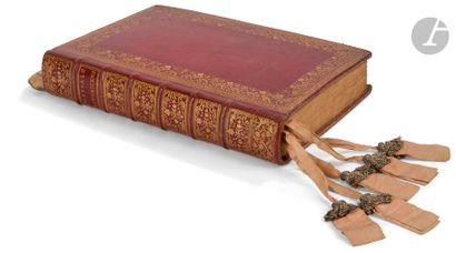 [MISSEL]. Missale Bituricense illustrissimi...