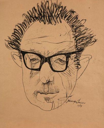 André de RICHAUD. Jacques CHAPIRO (1887-1972)....