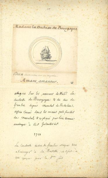 Jean-Louis Giraud SOULAVIE (1751-1813) littérateur....