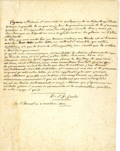 Stéphanie Félicité Du Crest, comtesse de...